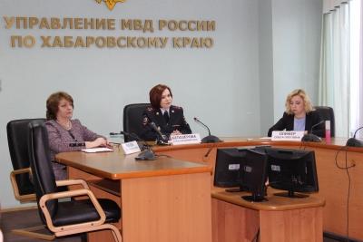 Состояние преступности среди несовершеннолетних обсудили в Хабаровском крае.